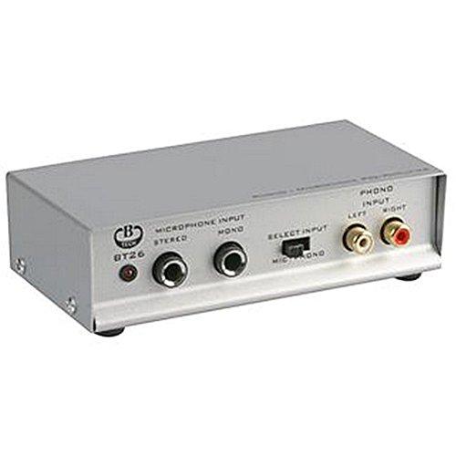 B-Tech Phono/Mikrofon Vorverstärker Audio Verstärker
