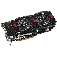 Asus NVIDIA GeForce GTX 670 Direct CU II Grafikkarte (PCIe 3.0, 4GB GDDR5 Speicher, DisplayPort, HDMI)