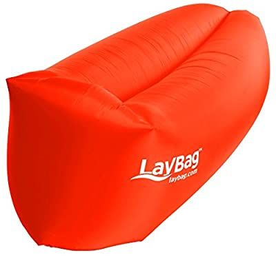 LayBag - The Original Inflatable Lounger - low-cost UK light store.