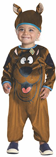 Scooby Doo Toddler Infant Costume -