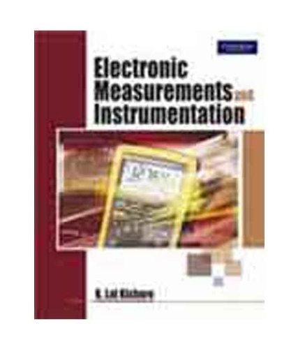 Electronic Measurements and Instrumentation, 1e