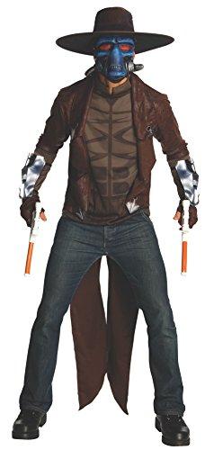 Rubie's Cad Bane Kostüm Adult Star Wars