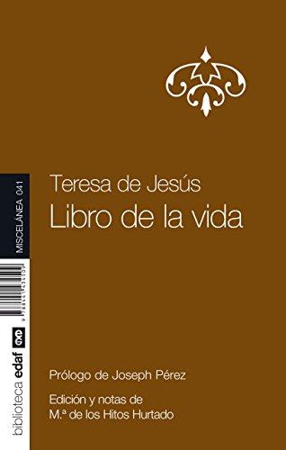 El libro de la vida (Nueva Biblioteca Edaf nº 41) por Santa Teresa de Jesús