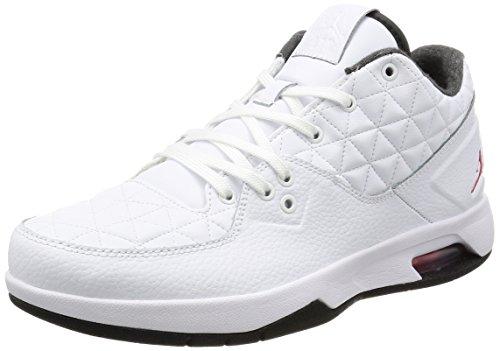 Nike 845043-101, Chaussures de Sport Homme Blanc