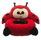 Knorrtoys 68555 - Kindersessel Marienkäfer Ladybug Helga