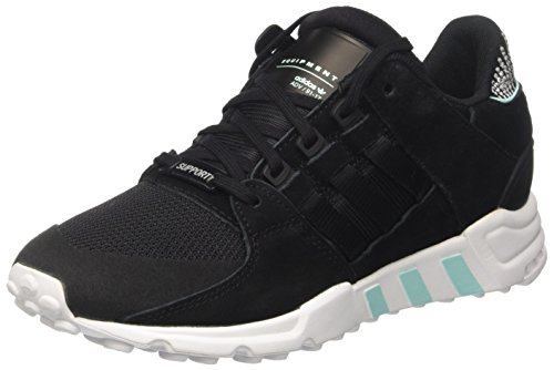 wholesale dealer cd139 82b99 adidas EQT Support RF, Zapatillas de Gimnasia para Mujer, Negro Core Black  FTWR