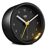 Best Braun Alarm Clocks - Braun Classic analogue alarm clock - BC12B Review