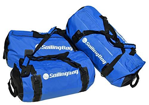 Navyline wasserdichte Segeltasche Sporttasche Reisetasche, Größe:100 Liter