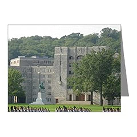 CafePress - West Point Note Cards (Pk of 20) -