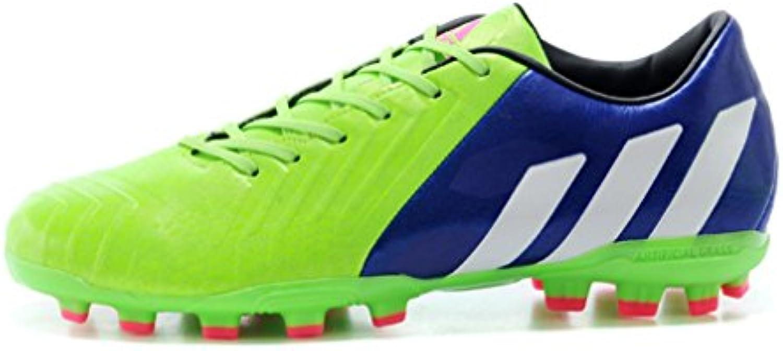 Generic Herren HYPERVENOM II Phantom Premium FG blau Hi Top Fußball Schuhe Fußball Stiefel