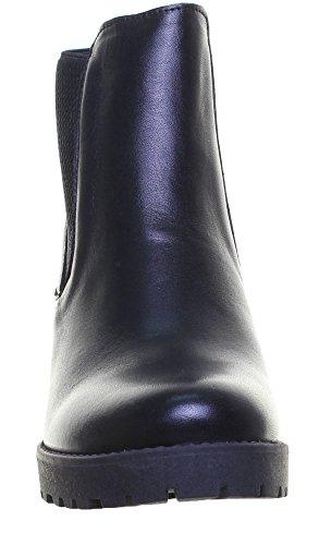 Justin Reece 7300, Bottes pour Femme Black D12
