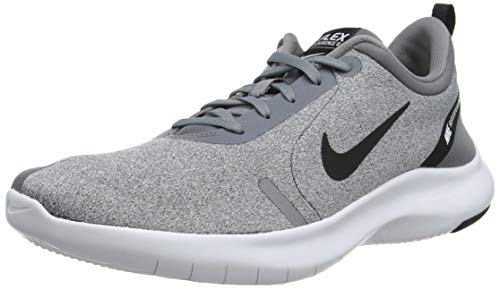 Nike Herren Flex Experience Rn 8 Laufschuhe Grau (Cool Grey/Black/Reflecting Silver/White 012) 43 EU