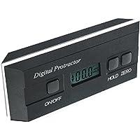 SINOSHON digitale goniometro Livello inclinometro 360 gradi V Groove