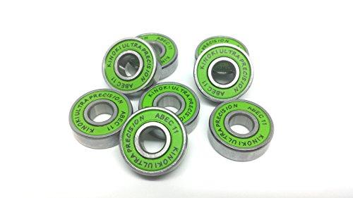 16-kinoki-ultra-precision-abec-11-bearing-set-608-wheel-bearing-skateboard-scooter-quad-inline-rolle