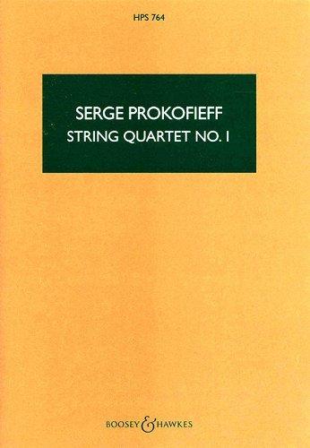 String Quartet No. 1 in B minor Opus 50