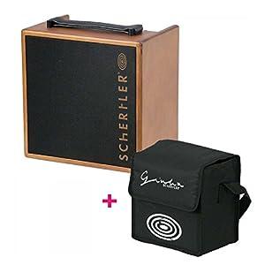 Schertler Giulia-Y Wood-Amplificatore acustico, 50 W (-)