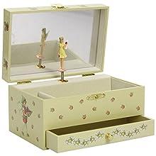 Trousselier - Boîte à bijoux musicale - Boite à bijoux musicale Fraises