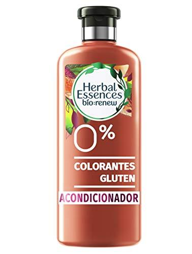 Herbal Essences Bío: Renew Volumen Acondicionador - 6 Recipientes de 400 ml - Total: 2400 ml