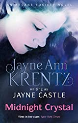 Midnight Crystal: Number 9 in series (Arcane Society)