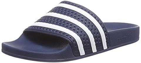 Adidas Adilette 288022, Herren Badeschuhe, Blau, 38 EU (5 UK)