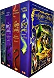 Land of Stories Chirs Colfer Collection 6 Books Box Set (Wishing Spell, Grim Warning, Enchantress Returns, An Authors Od