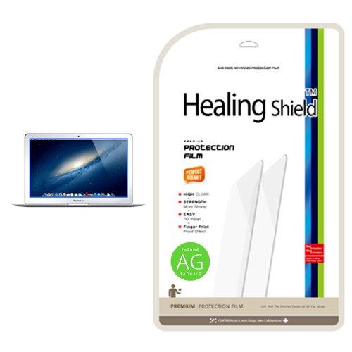 Heilung Shield AG nanovid Anti-Fingerprint LCD-Bildschirmschutzfolie für Apple MacBook Air 11(Haswell)