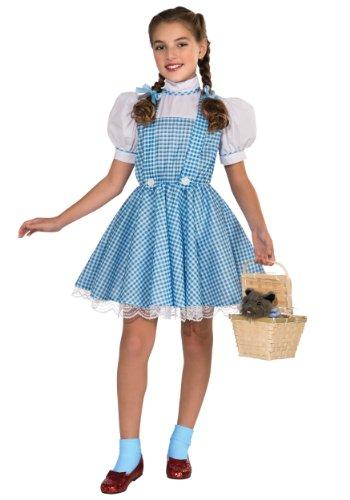 Der Von Oz Kostüme Zauberer (Rubie 's offizielle des Kindes von der Zauberer von Oz–Dorothy Kostüm,)