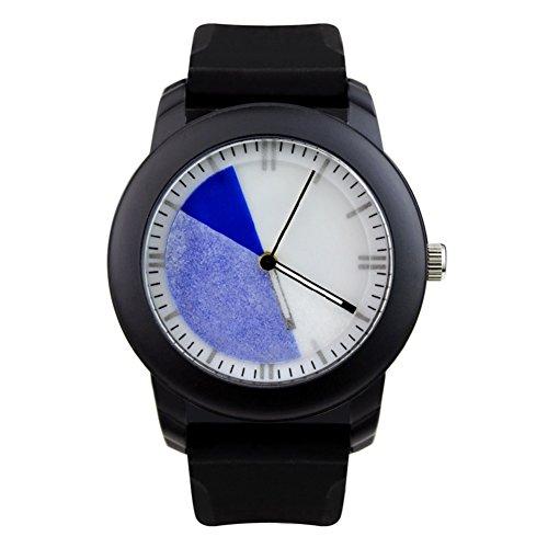 relojes-gradiente-del-copo-de-nieve-helado-de-diseno-creativo-reloj-caracteristica-brisa-azul