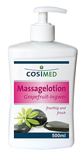 Cosimed Massagelotion Grapefruit-Ingwer, 500 ml