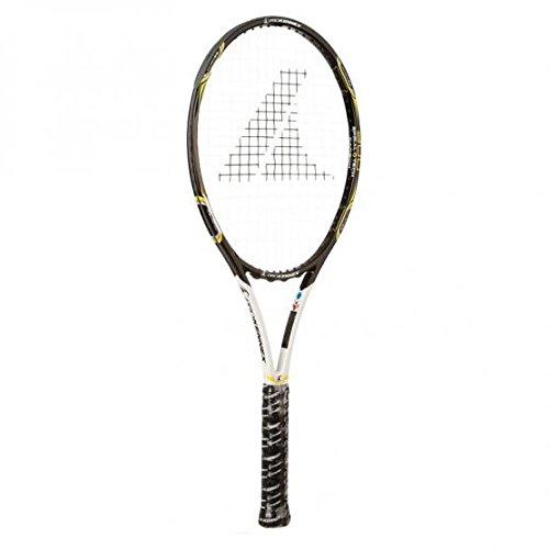 Pro Kennex Kinetic Q Tour 325 (2015) Tennisschläger, Gelb, 4
