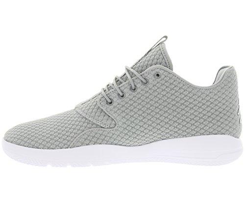 Piede Pr Nike Bianco Corsa Nero Jordan Eclipse Pltnm Gry Bianco grigio Scarpe Da Drk Un UwaTq