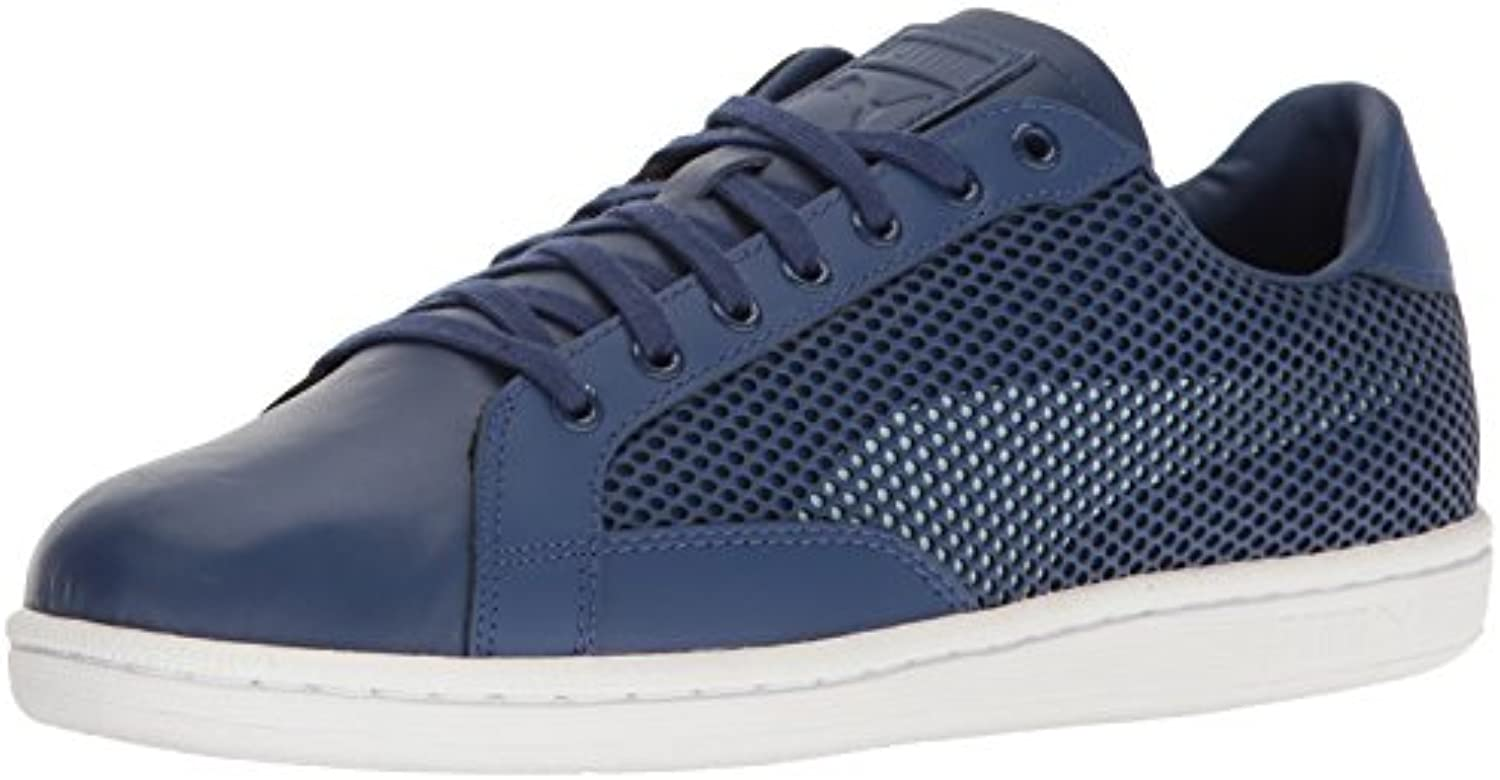 Puma Men's Match 74 Summer Shade Fashion Sneaker  Twilight Blue  13 M US