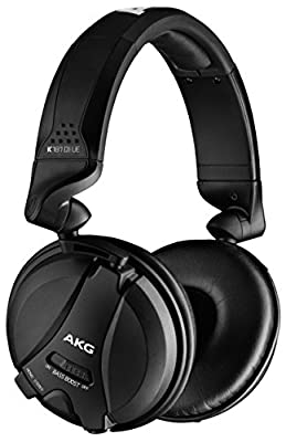 AKG K181DJ UE Reference Class Closed-Back On-Ear DJ Headphones