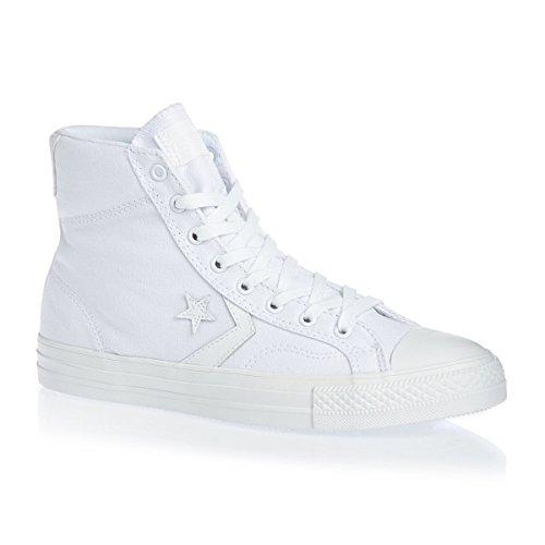 Converse Star Player Adulte Mono Cvs Hi 383000 Unisex - Erwachsene Sneaker Weiß