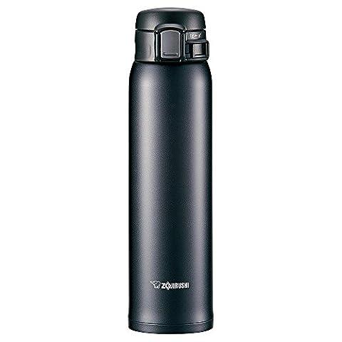 ZOJIRUSHI bouteille d'eau inoxydable Tasse sm-sc36/48/60, Slate gray, 600 ml