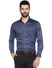 [Sponsored]SPEAK Mens Cotton Party Wear/Formal Prints Shirt