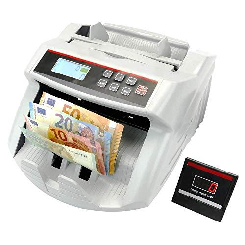 PrimeMatik - Contatore di Banconote con rilevazioni UV MG1 MG2