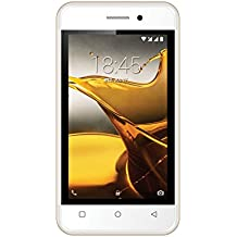 "Jivi Energy E12 White 4"" Display 8GB+1GB , 4G VoLte Android Nougat 7.0 Smart Phone"