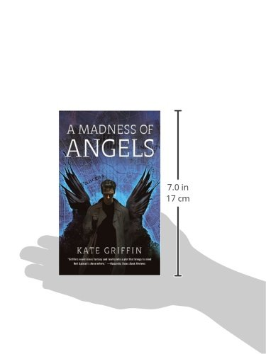 A Madness of Angels: Or, the Resurrection of Matthew Swift