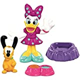 Mickey Mouse Clubhouse -Daisy & Baby Pludo Bow-tique