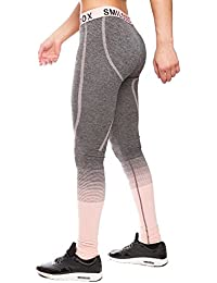 Smilodox Damen Seamless Leggings Vogue