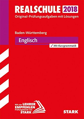 Original-Prüfungen Realschule - Englisch - BaWü