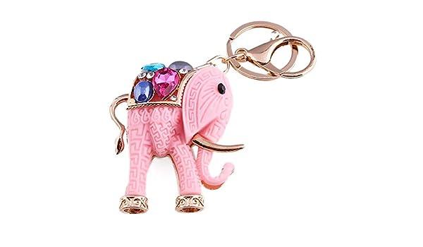 Elefant Rosa Schl/üsselanh/änger