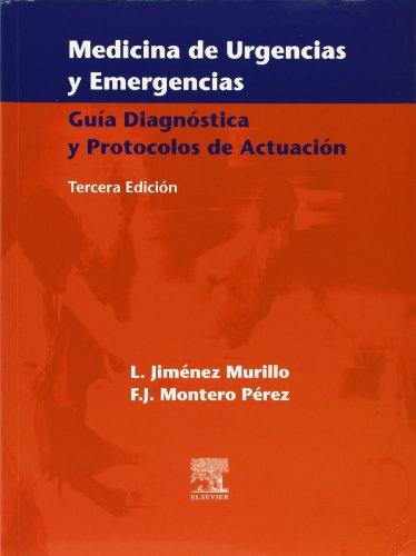 Medicina De Urgencias: Guia Diagnostica Y Protocolos De Actuacion
