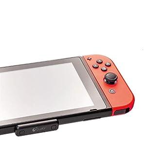 Bluetooth-Adapter Kompatibel für Nintendo Switch & Lite, PS4-PC (Win8 oder h?her) mit aptX Low Latency Unterstützt zwei Verbindungen.