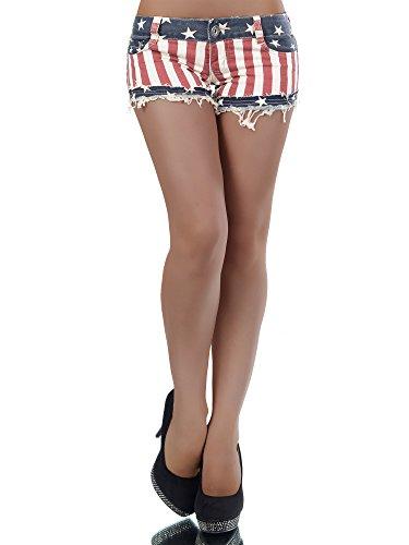 diva-jeans-short-capri-uni-femme-bleu-36