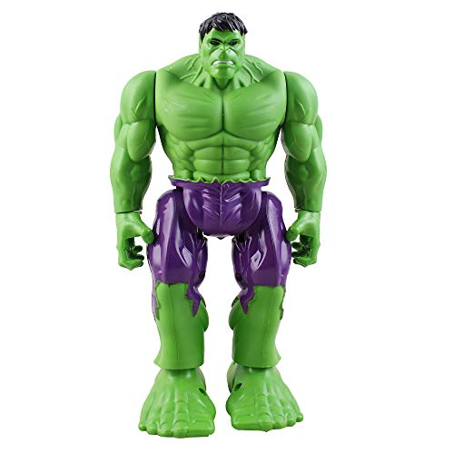 Hulk Action Figure Light Sound Robot Toy with Walking Action ( 9 Inch )