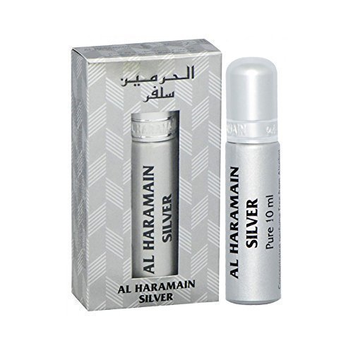 Argenté par al haramain Base 10 ml Huile Roll-On Parfum – Amazing Attar