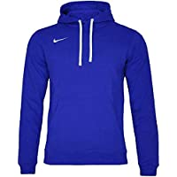 Nike M Po FLC Tm Club19, Felpa Uomo, Royal Blue (White), L