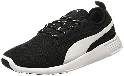 Puma Unisex St Trainer Evo V2 Puma Black-Puma White Sneakers - 9 UK/India (43 EU)(36615904)